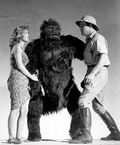 Julie London and Buster Crabbe - Nabonga, 1944