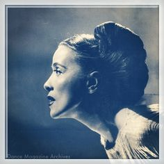 Mother Martha (Graham). Photo by Chris Alexander. #legend #tbt