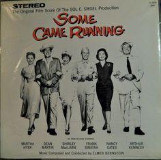 "Some Came Running (1983 reissue for 1958 soundtrack music Elmer Bernstein) Japan Import Mint 12"" Vinyl LP Original Soundtrack; Frank Sinatra"