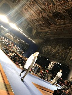 Brooks Brothers 200 years Palazzo Vecchio Florence