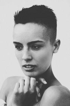Photo by Francisca Tiemann #androgyny #tomboy