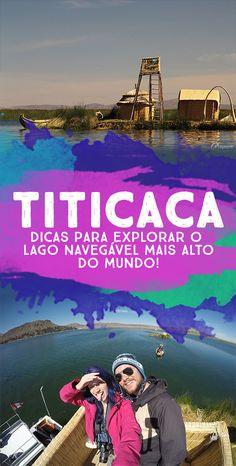 Dicas de viagem para visitar o Titicaca no Peru, assim como a Ilha Taquile e Islas Flotantes de Uros!