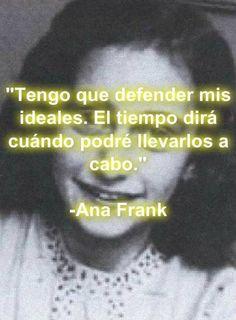 FRASES...... DE Ana Frank