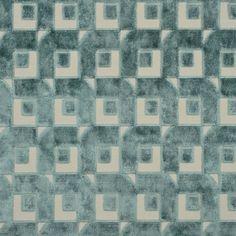 pugin - ocean fabric   Designers Guild