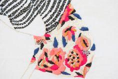 Jasmine Berakha - Embroidery