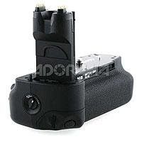 Canon BG-E6 Battery Grip for Canon 5D Mark II Digital SLR - Retail Package by Canon. $244.95. The Canon BG-E6 is a dedicated battery grip for the Canon EOS 5D which allows you to use one or two LP-E6 batteries. With two batteries the already long life is doubled and this will be especially useful if using movie mode. The Canon BG-E6 also has vertical control for portraits.. Save 36%!