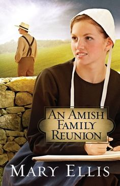 An Amish Family Reunion (Large Print Fiction)