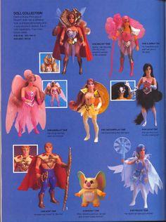 Sisterhood of the Eighties Jem, Rainbow Brite, Strawberry Shortcake,She-Ra and Cheetara 1980s Toys, Retro Toys, Vintage Toys, 1980s Childhood, My Childhood Memories, Old School Toys, Barbie, She Ra Princess Of Power, Rainbow Brite