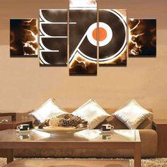 Philadelphia Flyers NHL Team (Thunderbolt)