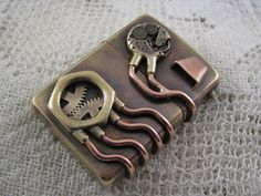Steampunk styled Zippo lighter from Steamworkshop