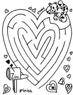 Free preschool printable and online activities, crafts, coloring pages for toddlers, preschoolers, kids activities and daycare. Maze Worksheet, Preschool Worksheets, Preschool Activities, Mazes For Kids Printable, Printable Worksheets, Kids Mazes, Math Sheets, Activity Sheets, Free Preschool