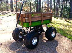 4-Link suspension kit by Baja Wagon