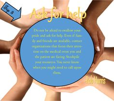 Tip # 3 is all about Asking For Help!  http://www.rostherapysystems.com/blog