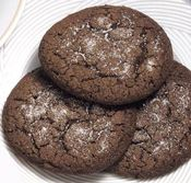Chocolate Drop Cookies: http://www.craftysue.com/recipes/chocolate_drop_sugar_cookies.html
