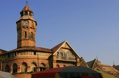 Crawford Market (officially Mahatma Jyotiba Phule Mandai) - Best Places to Visit in Mumbai City | Tourist Spots in Mumbai