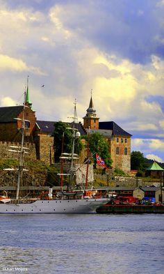 Akershus Castle, Oslo by Kari Meijers on 500px