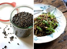 The Best Lentil Salad, Ever by mynewroots #Salad #Lentil #Healthy
