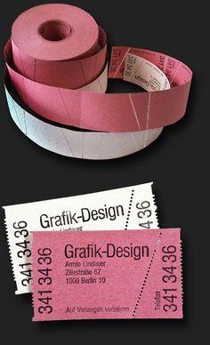 armin lindauer | business card