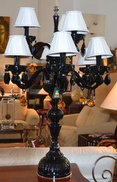 Lámpara sobremesa  md.372-10 Medidas:  0,98  alto. Consultar precio con descuento especial. Unidades disponibles 1