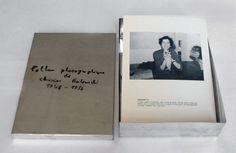 1109-83:  Christian Boltanski, L'Album photographique de...