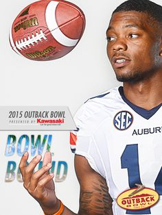 Outback Bowl Guide The Auburn Tigers