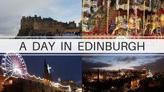 A Day In Edinburgh, Scotland Edinburgh Travel, Edinburgh Castle, Edinburgh Scotland, Travel Vlog, Rainy Weather, Train Rides, Posts, Manchester, Youtube