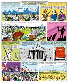 Los comuneros de Castilla. Cómic Publicado en El Periódico de Castilla y León (abril, 2016)   DESCARGAR EL CÓMIC en PDF: https://diezlasangre.files.wordpress.com/2016/04/comic_comuneros_de_castilla.pdf