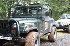 jeeps in forest service - Google Search Life Guard, Jeep Wrangler Yj, Forest Service, Search And Rescue, Jeeps, Monster Trucks, Park, Google Search, Beach