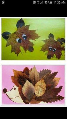 Cute children's fall project!