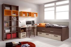 bedroom modern girls - Buscar con Google