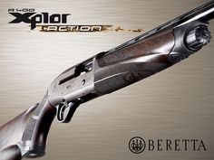 The Xplor Action semiauto is today's fastest shooting, lowest recoil shotgun with a wood-blue finish. Find out what makes it the best choice for both hunting and sporting clays. Shooting Sports, Shooting Guns, Shotguns, Firearms, Duck Hunting, Hunting Stuff, Beretta Shotgun, Sporting Clays, Guns And Ammo