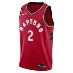 f9345838a Kawhi Leonard Icon Edition Swingman (Toronto Raptors) Men s Nike NBA  Connected Jersey Size S (University Red)