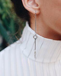 #eshvi #latestjewellery #jewelry #farfetch #love #fashion #photooftheday #london #venus #venusearring #gold #earring #fall