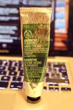 Body Shop Absinthe handcream
