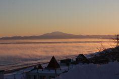 Sea of Okhotsk Abashiri City.