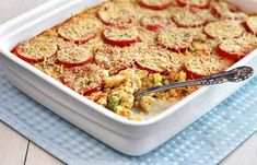 Meatless Monday: Summer Vegetable Macaroni and Cheese