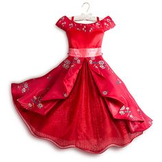 Elena of Avalor Deluxe Costume for Kids - THIS costume, not the other ones. She's very specific. This is her number one choice over everything.