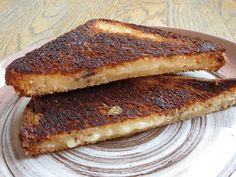 In Erika's Kitchen: Grilled cheese with truffles