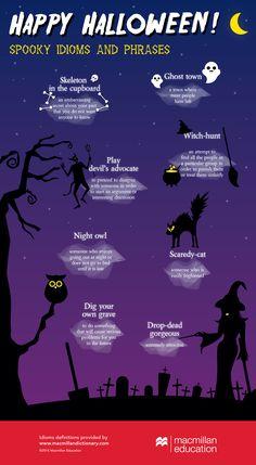 Spooky-halloween-idioms-infographic-image