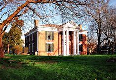 Historic John Wornall House in Kansas City, Missouri Great Places, Beautiful Places, Kansas City Missouri, Second Empire, Overland Park, Urban Life, Romanesque, Edwardian Era, Victorian
