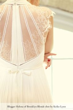BHLDN Laverne Gown in  Bride Wedding Dresses at BHLDN