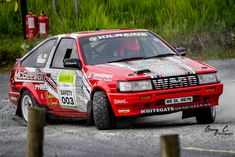 Donegal International Rally 2019 | John Ward | Toyota Corolla John Ward, Ae86, Donegal, Toyota Corolla, Rally, Car, Photos, Automobile, Pictures