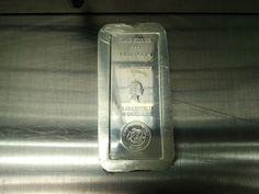 Vintage Perth Mint 1 kg kilo Silver Coin Bar