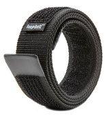 Loopbelt 35mm Black Buckleless Belt Belt Without Buckle, Cloth Belt, Rfid Blocking Wallet, Mens Braids, Money Clip Wallet, Braided Belt, Brown Belt, Leather Belts, Fasteners