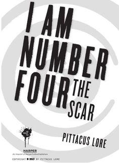 The Scar (Lorien Legacies: The Lost Files Bonus), Pittacus Lore