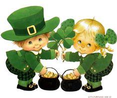 Patrick's mug rugs St Patricks Day Pictures, St Patricks Day Quotes, Happy St Patricks Day, Fairy Pictures, Cute Pictures, St Patricks Day Clipart, Desserts Valentinstag, San Patrick, Animal Sewing Patterns