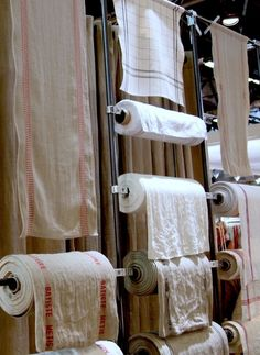 Towel fabric like this can be found at Fabrika Fabrics in Savannah.
