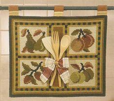 Paineis Kits de Arraiolos Arraiolos Produtos LindenTea Online Yarn Store