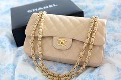 mocha chanel bag my-favorite-things