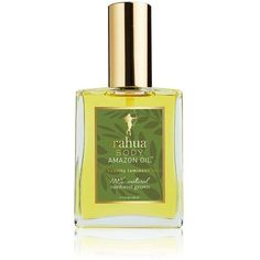 Rahua Women's Body Amazon Oil ($57) ❤ liked on Polyvore featuring beauty products, bath & body products, body moisturizers, no color and rahua